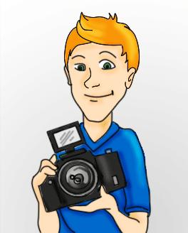 Вы - преуспевающий фотограф, отлично!